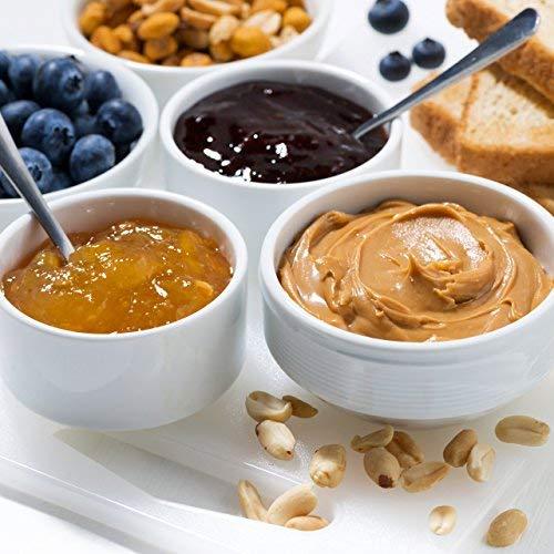 nu3 Crema de cacahuete | 1 kg | Peanut Butter pura y natural | Mantequilla de maní sin sal ni azúcar | Libre de aceite de palma y conservantes artificiales ...