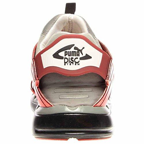 Puma Hommes Futures Chaussures De Course De Disque Lite Gris