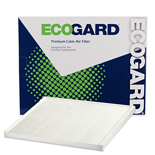 ECOGARD XC37615 Premium Cabin Air Filter Fits 1997-2001 Cadillac Catera