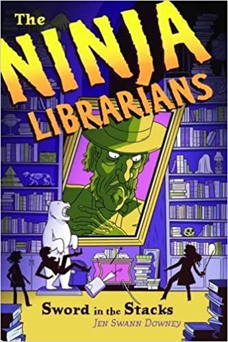 The Ninja Librarians: Sword in the Stacks by Jen Swann ...