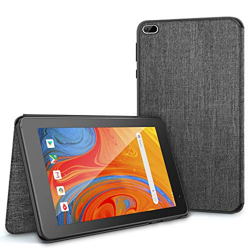 VANKYO MatrixPad Z1 7 inch Tablet Case, Stand Folio Cover for VANKYO MatrixPad Z1, Premuim PU Leather Slim Fit with Multiple Viewing Angles