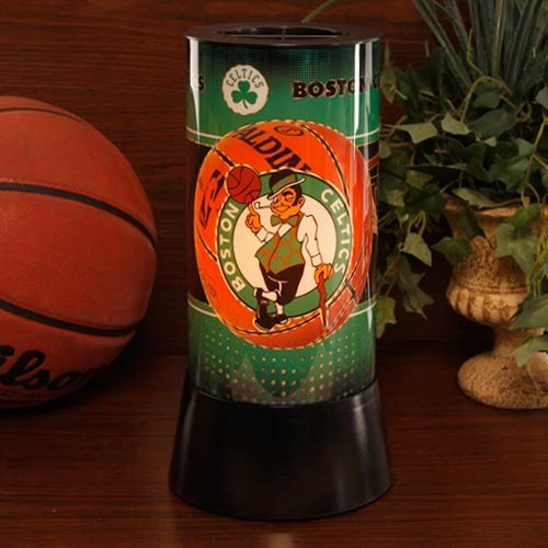 Lamp Celtics (WinCraft NBA Boston Celtics Rotating Lamp, 12