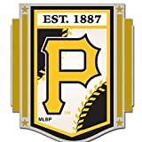WinCraft MLB Pittsburgh Pirates 15406115 Collector Pin Jewelry Card