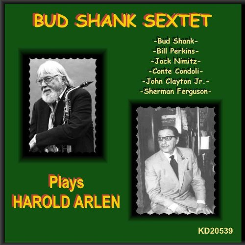 Performs Harold Arlen