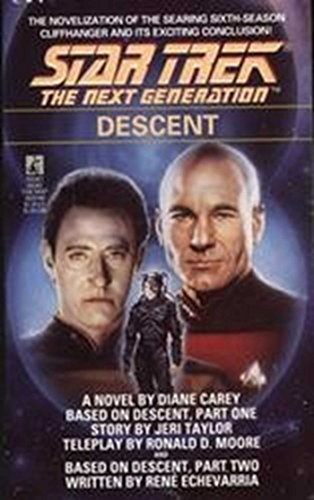 book cover of Descent