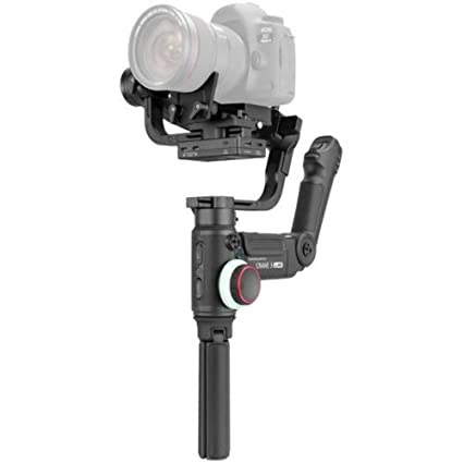 Zhiun Crane 3 Lab [Paquete estándar] estabilizador de cámara DSLR ...