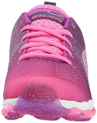 Formateurs Ultra Hot Rose Fille Air Pink Skechers Purple v78aqPwnx