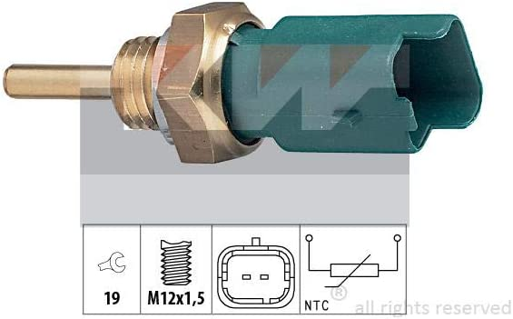 Kw 530 261 Sensor Kühlmitteltemperatur Kühlmitteltemperatursensor Kühlmittelsensor Auto