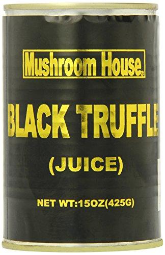 Truffle Juice Black - Mushroom House Black Truffle Juice, 15 Ounce