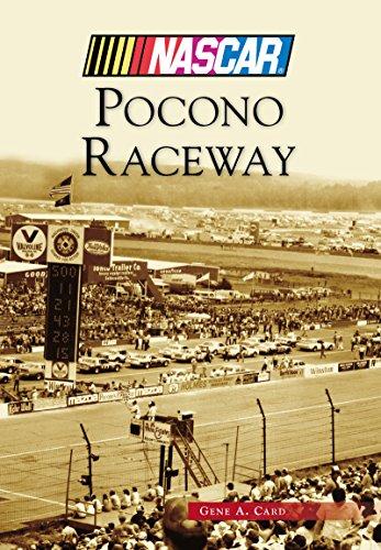 (Pocono Raceway (NASCAR Library Collection))