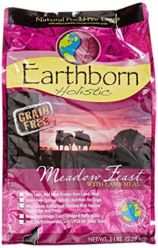 EARTHBORN HOLISTIC, Meadow Feast, 5 Pound Bag