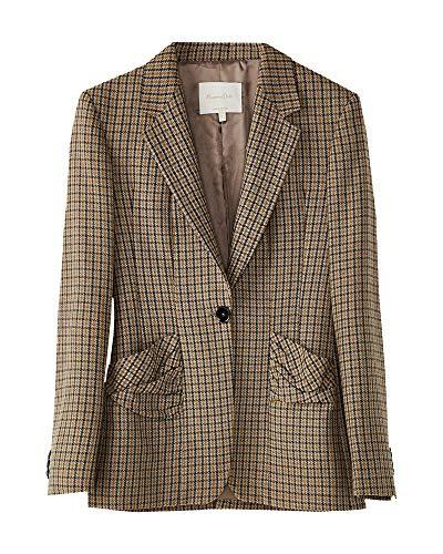 Edition Edition Edition Veste Femme 6011 Laine Coton 555 Massimo Carreaux Slim Slim Slim Slim Dutti nxzWp8t