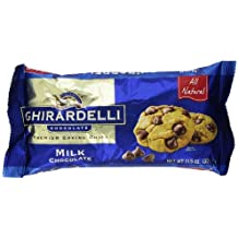 Ghirardelli, Milk Chocolate Chips, 11.5 oz
