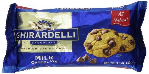 Ghirardelli Milk Chocolate Chips 11 5
