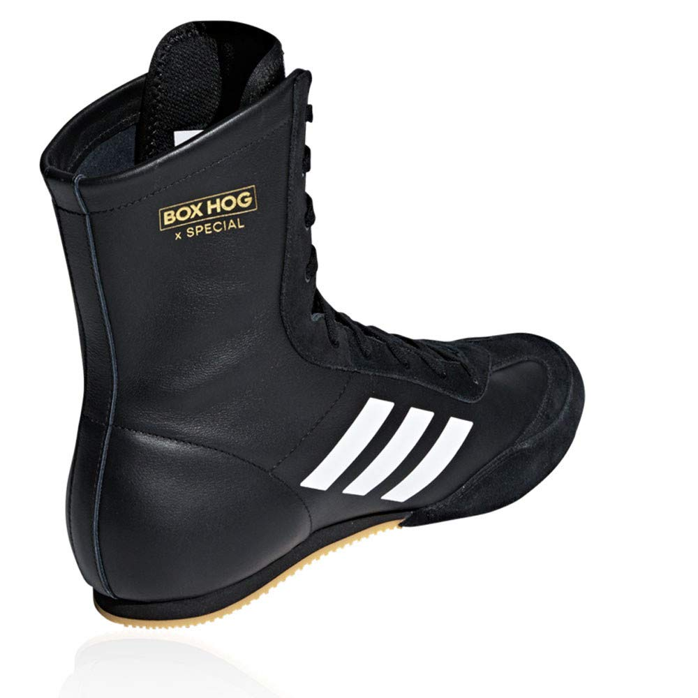 best service 33724 0d502 adidas Box Hog X Special Boxing Shoes - SS19 Black  Amazon.co.uk  Shoes    Bags