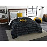 The Northwest Company NCAA Full Comforter Iowa - Multicolor (Full)