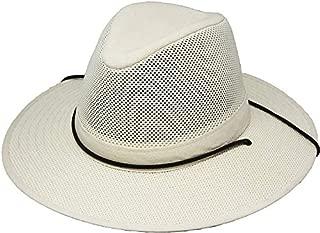 product image for Henschel Hats Breezer Aussie Hat, Natural, Boxed XXX-Large
