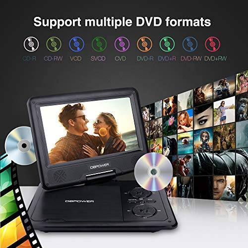 Buy the best portable dvd player