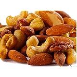 Organic, Raw, Soaked, Kosher Mixed Nuts - One Pound