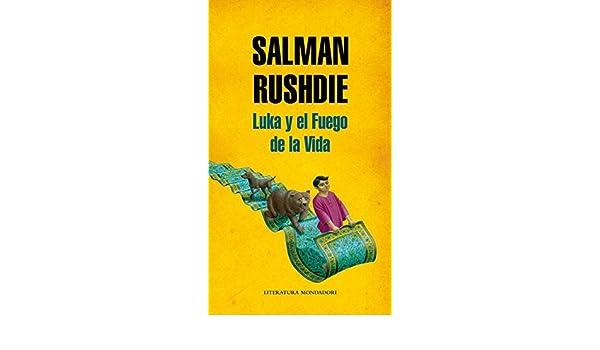 Luka y el Fuego de la Vida (Spanish Edition)