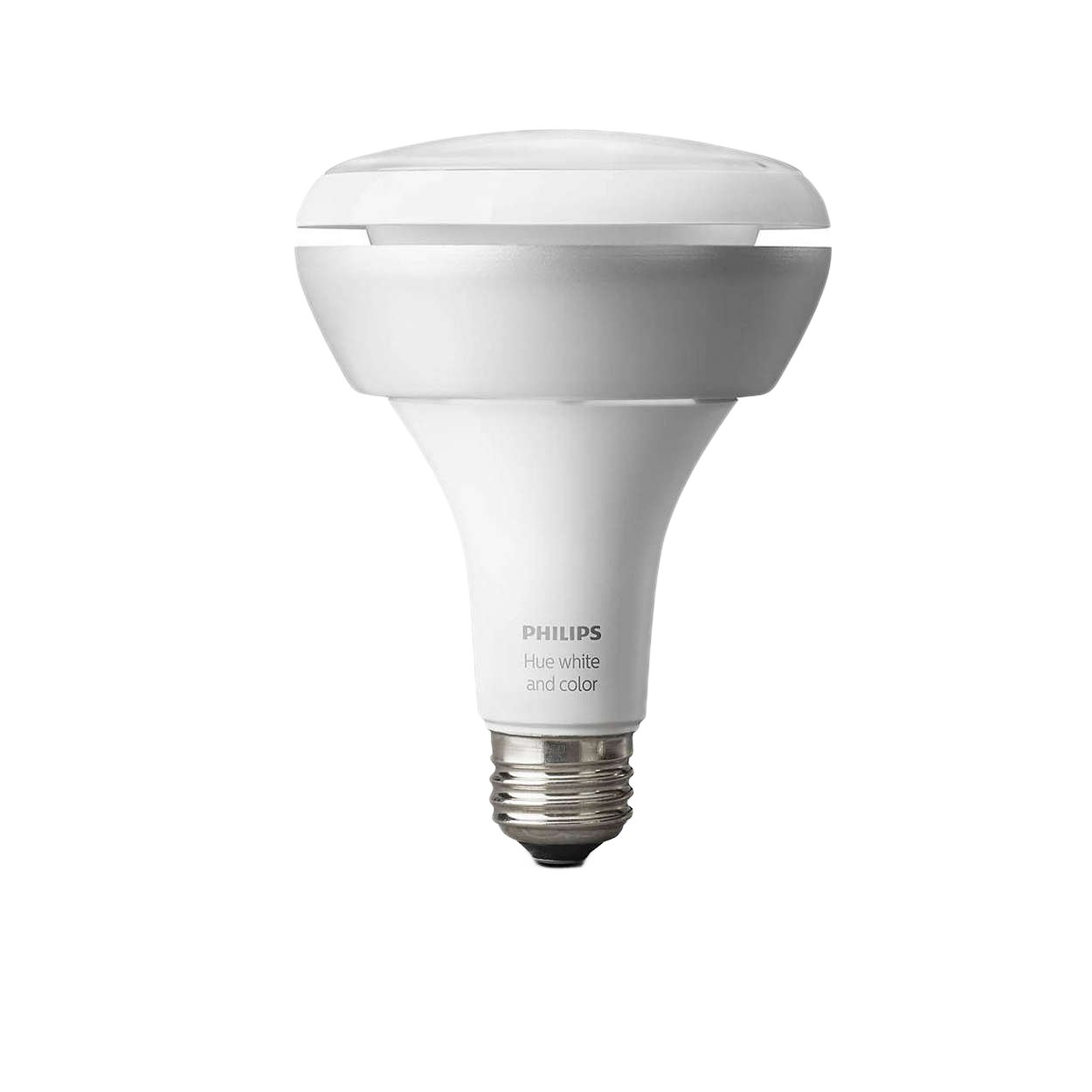 Philips 456665 Hue White & Color Ambiance BR30 Extension Light Bulb, Works with Alexa