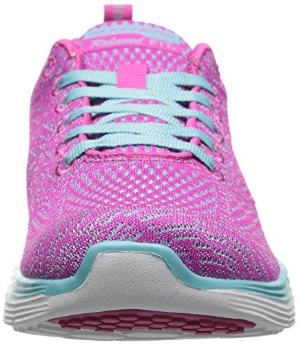 skechers VALERIS - Zapatillas para mujer rosa (Rose)