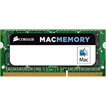 Corsair Apple Certified 4GB (1x4GB) DDR3 1333 MHz PC3 10666 Laptop Memory (CMSA4GX3M1A1333C9)