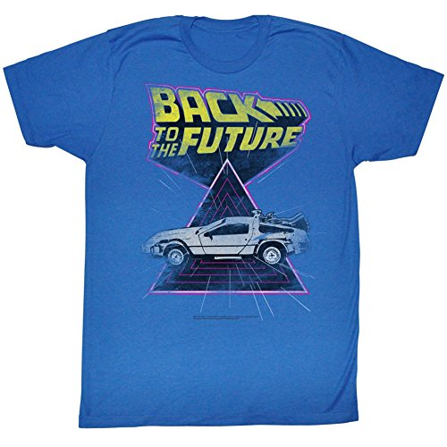 Back to The Future Movie Speed Demon Adult T-Shirt Tee 3X
