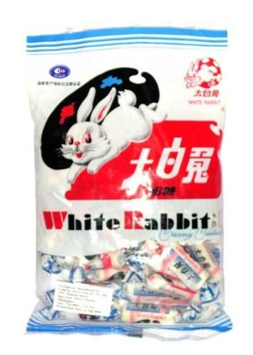 White Rabbit Creamy Candy- Chinese China Asian International Food