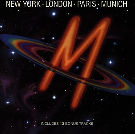 New York London Paris Munich