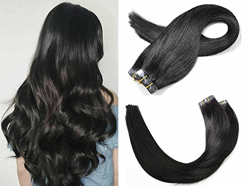 Seashine Tape In Hair Extensions 100 Remy Human Hair