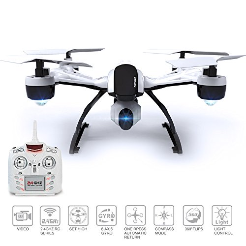 Drone with Camera for Sale - 509V Quadcopter RC Dr…