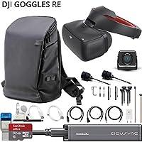 DJI Goggles RE Racing Edition, FPV Headset, with DJI Racing Combo