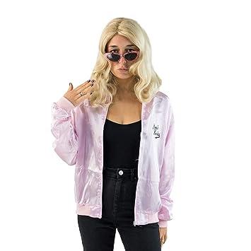 Bodysocks Fancy Dress Disfraz Pink Lady para Mujer (Mediana)