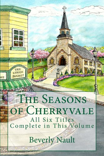 The Seasons of Cherryvale by [Nault, Beverly]