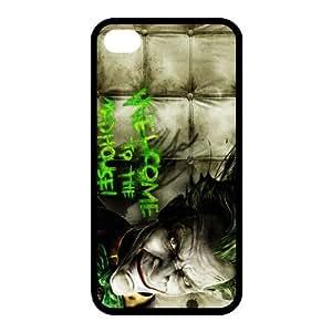 Custom Joker Back Cover Case for iphone 4,4S JN4S-1291