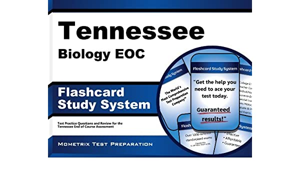 Tennessee biology eoc flashcard study system tennessee eoc test tennessee biology eoc flashcard study system tennessee eoc test practice questions exam review for the tennessee end of course assessment cards fandeluxe Gallery