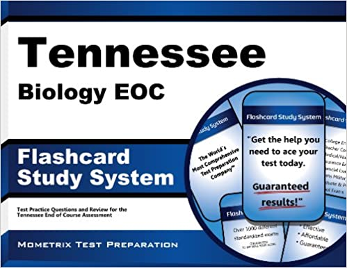 Tennessee biology eoc flashcard study system tennessee eoc test tennessee biology eoc flashcard study system tennessee eoc test practice questions exam review for the tennessee end of course assessment cards flc fandeluxe Gallery