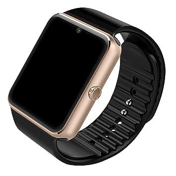 B Baosity Reloj Smartwatch Hombre Reloj Cuenta Pasos ...