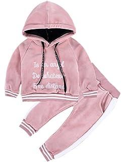 a7b88f21b0f9b (チェリーレッド)Cherryred ベビー服 女の子 パーカー ズボン 上下セット 裏起毛 厚手 ベルベット