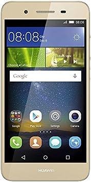 TIM Huawei P8 Lite Smart SIM única 4G 16GB Oro: Amazon.es: Electrónica