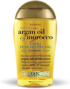 OGX Renewing + Argan Oil of Morocco Extra Penetrating Oil 3.3 Ounce