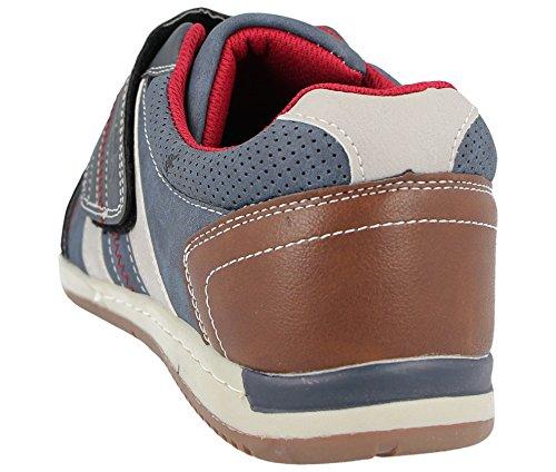Stivaletti Uomo Blue Navy Ragazzi Footwear Donna Foster ZwS5qzTx