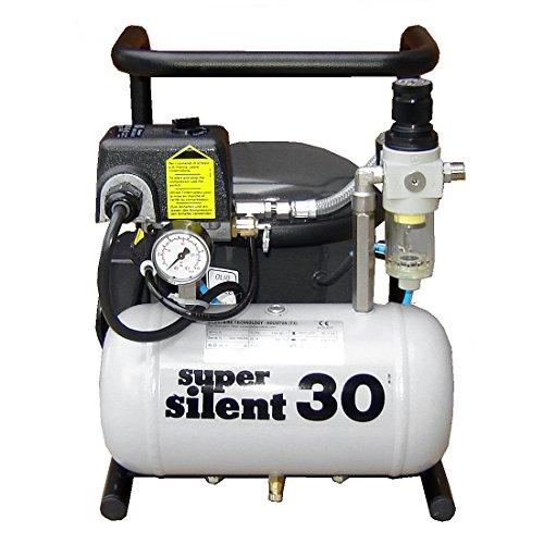 Silentaire Super Silent 30-TC Silent Running Airbrush Compressor - Silentaire Airbrush Compressor