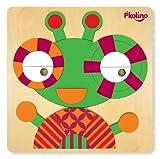 : P'Kolino New Multi-Solution Souble Sided Bug Puzzle