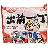Nissin Demae Ramen, Sesame Oil, 3.5 oz (30 packs)