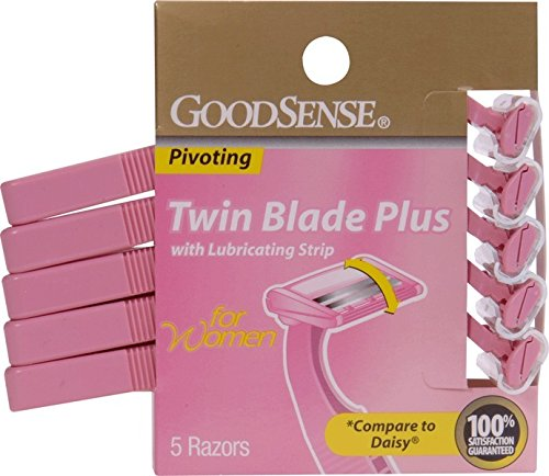 Good Sense Pivot Twin Blade Plus For Women Case Pack 144 by Good Sense