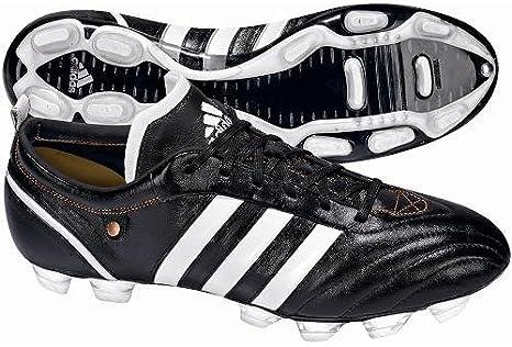 cerebro Empuje atención  Adidas Adipure TRX FG Football Boots Black Size:UK 5.5 (38 2/3):  Amazon.co.uk: Sports & Outdoors