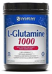 MRM  L-Glutamine 1000, 35.2-Ounce Plastic Jar