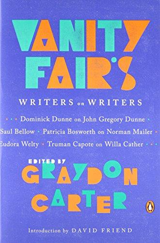 Caro Vanity (Vanity Fair's Writers on Writers)